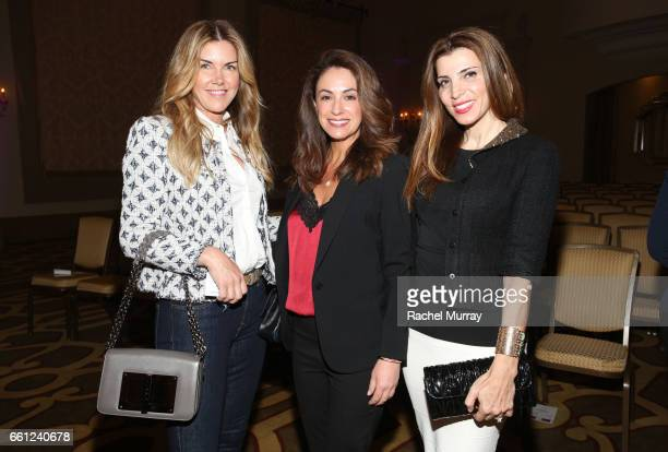 Guests attend the Visionary Women's Salon Mind Body and Soul at Montage Beverly Hills on March 30 2017 in Beverly Hills California