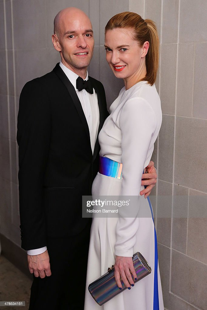 Guests attend the Young Fellows Celestial Ball presented by PAULE KA at The Frick Collection on March 13, 2014 in New York City.