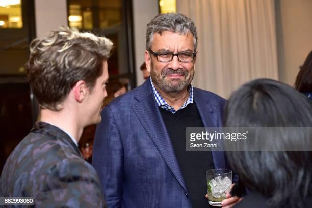 Guests attend Tom Faulkner at Angela Brown Ltd on October 18 2017 in New York City