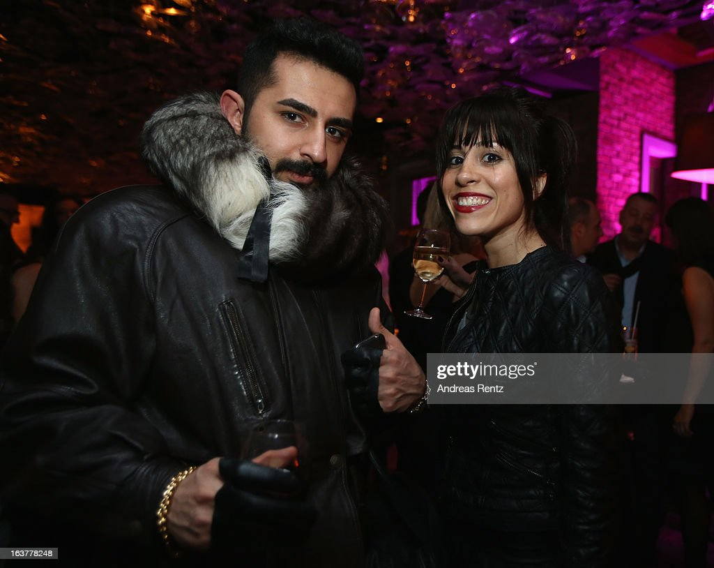 Guests attends the All In Fashion (Volume 1) Party during Mercedes-Benz Fashion Week Istanbul Fall/Winter 2013/14 at the Akaretler on March 15, 2013 in Istanbul, Turkey.
