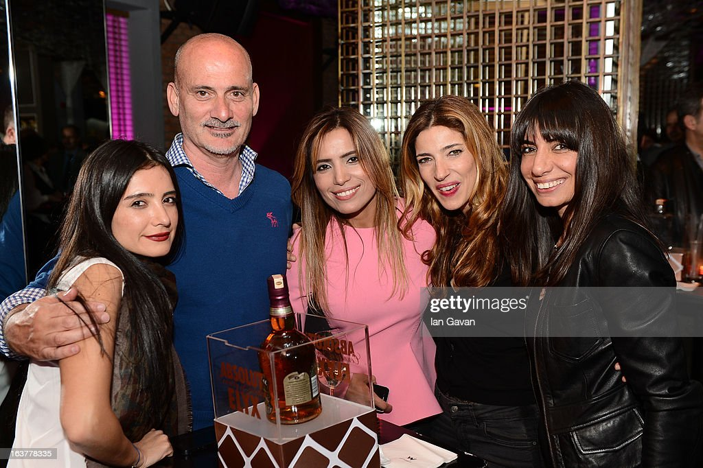 Guests attends the All In Fashion (Volume 1) Party during Mercedes-Benz Fashion Week Istanbul Fall/Winter 2013/14 at the W Hotel on March 15, 2013 in Istanbul, Turkey.
