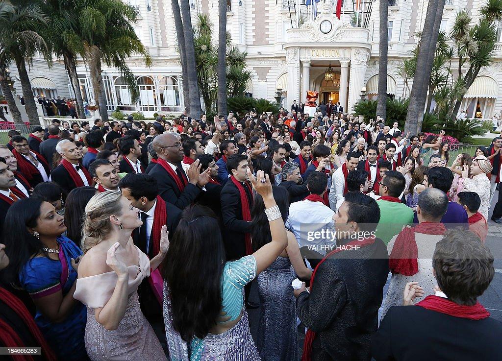 Ria dubash wedding