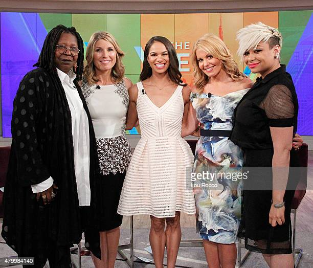THE VIEW Guests include Actress Kelly Rutherford and ABC News' Dan Abrams Chief Legal Affairs Anchor American Ballet Theater's principal dancer Misty...