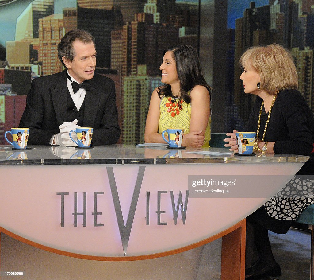 THE VIEW - (6.20.13) Guests include Billy Crystal, Amy Grant and Gildart Jackson (ABC's 'Whodunnit ?') on today's episode of 'The View.' 'The View' airs Monday-Friday (11:00 am-12:00 pm, ET) on the ABC Television Network. WALTERS
