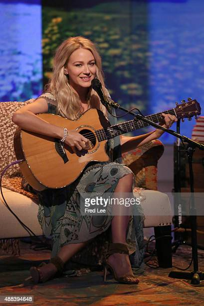 THE VIEW Guests include David Oyelowo and Ashley Smith Robinson plus a performance from Jewel today Tuesday September 15 2015 on ABC's 'The View'...