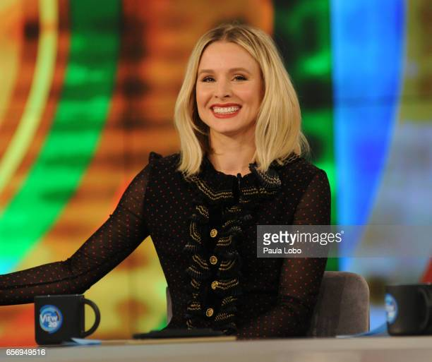Guests include Kristen Bell and Dax Shepard Rep Adam Schiff on ABC's 'The View' 'The View' airs MondayFriday on the ABC Television Network KRISTEN