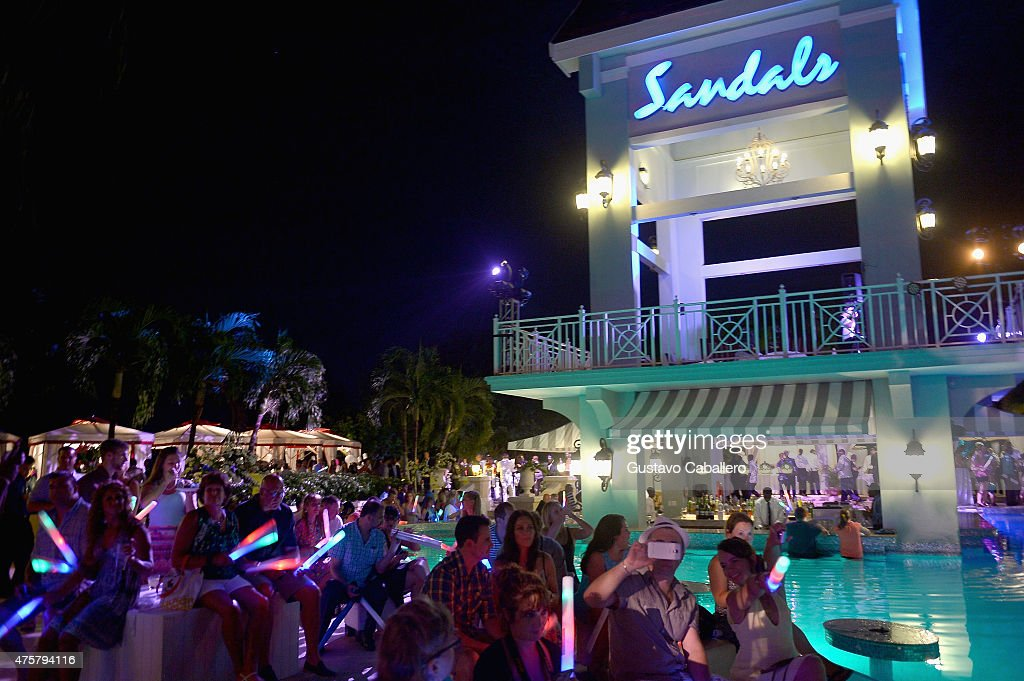 Sandals Ochi Beach Resort Grand Opening Day 3 Getty Images