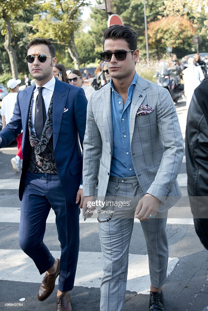 Guests on day 6 during Paris Fashion Week Spring/Summer 2016/17 on October 4 2015 in Paris France