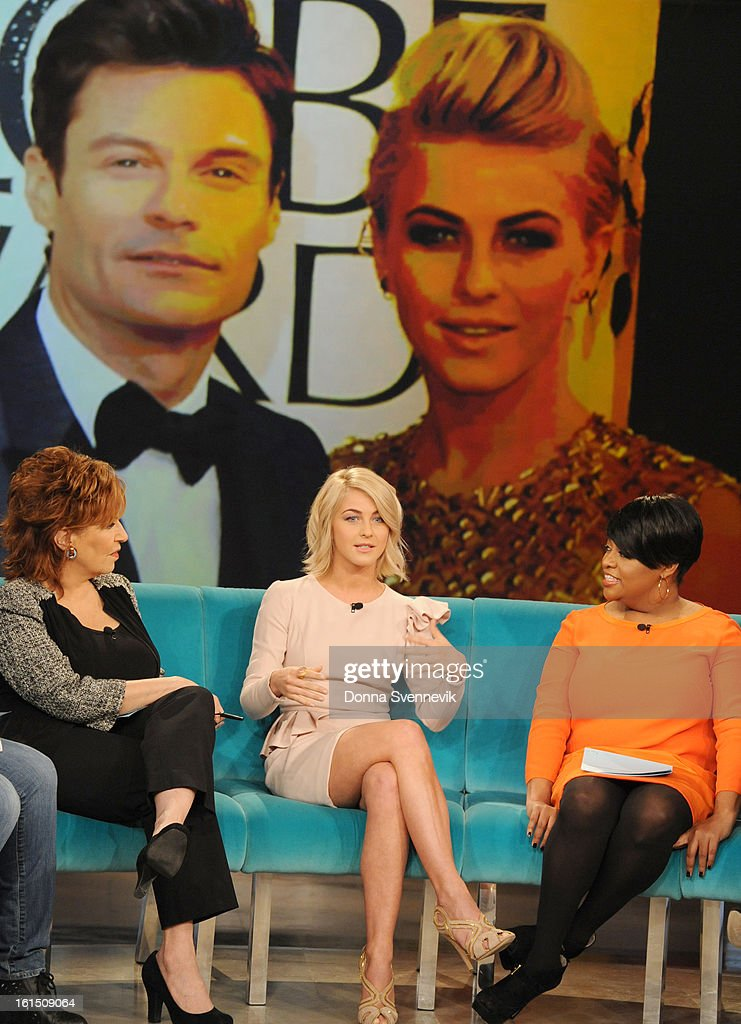 THE VIEW - (2.11.13) Guests today include Julianne Hough, Guillermo Diaz and Colbie Caillat and Gavin DeGraw perform. 'The View' airs Monday-Friday (11:00 am-12:00 pm, ET) on the ABC Television Network. SHEPHERD