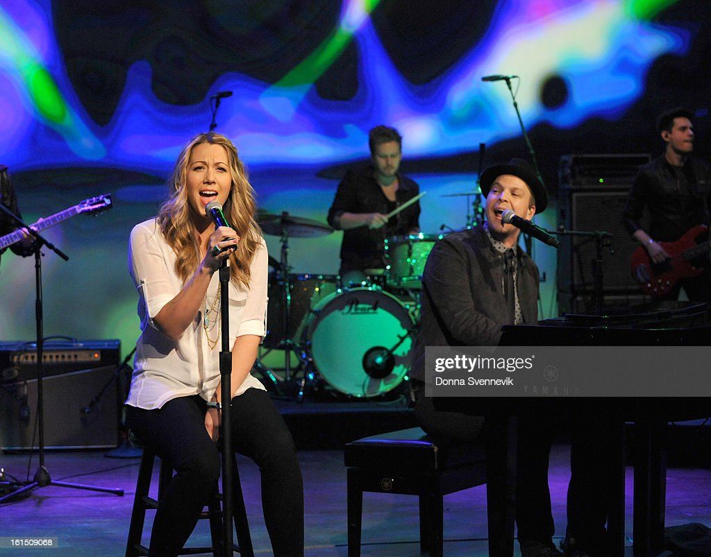 THE VIEW - (2.11.13) Guests today include Julianne Hough, Guillermo Diaz and Colbie Caillat and Gavin DeGraw perform. 'The View' airs Monday-Friday (11:00 am-12:00 pm, ET) on the ABC Television Network. DEGRAW