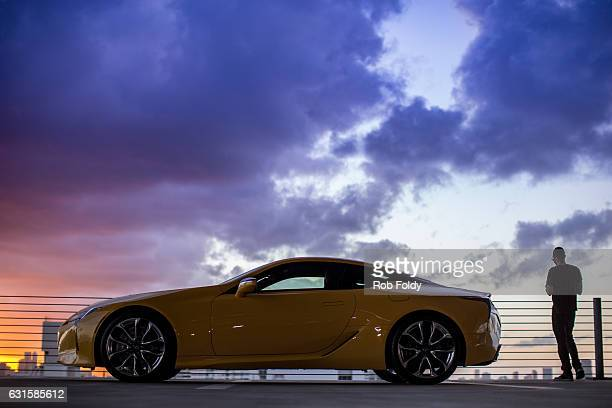 Guests work alongside internationally renowned photographer Greg Williams to create their own imagery of the visually arresting LC 500h during the...