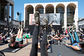 PUMA and New York City Ballet Host First Ever Workout...