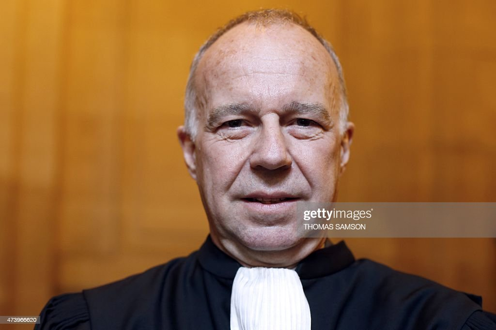 Guggenheim foundation lawyer Pierre-<b>Louis Dauzier</b> attends the appealing <b>...</b> - guggenheim-foundation-lawyer-pierrelouis-dauzier-attends-the-trial-picture-id473966620