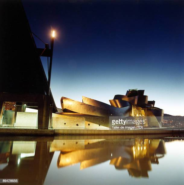 Guggenheim Museum Bilbao Photo by Taller de Imagen /Cover/Getty Images
