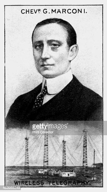 Guglielmo Marchese Marconi Italian electrical engineer Marconi is known for the development of a practical wireless telegraphy system