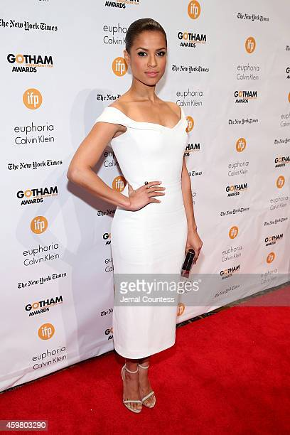 Gugu MbathaRaw attends IFP's 24th Gotham Independent Film Awards at Cipriani Wall Street on December 1 2014 in New York City
