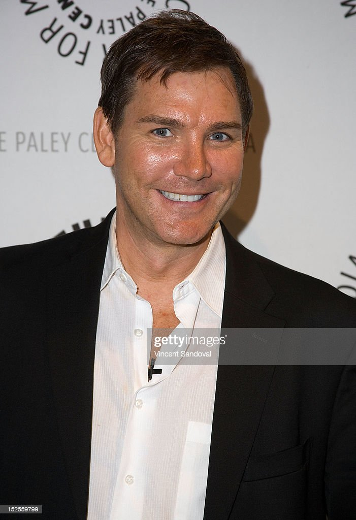 TV Guide Magazine columnist William Keck attends The Paley Center For Media Presents 'The Man From Atlantis' Screening And Conversation With Patrick Duffy at The Paley Center for Media on September 21, 2012 in Beverly Hills, California.