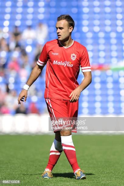 Guido Burgstaller Cardiff City
