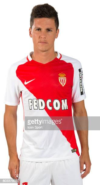 Guido Carrillo of As Monaco during official photo shooting of As Monaco Ligue 1 on September 15th 2016 in Monaco