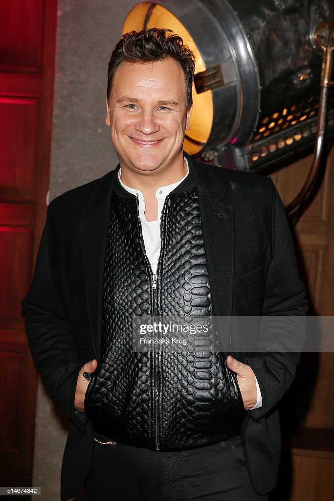 Guido Maria Kretschmer attends the JT Touristik Celebrates ITB Party on March 10 2016 in Berlin Germany