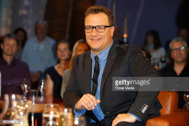 Guido Maria Kretschmer is seen during the NDR Talk Show on May 19 2017 in Hamburg Germany