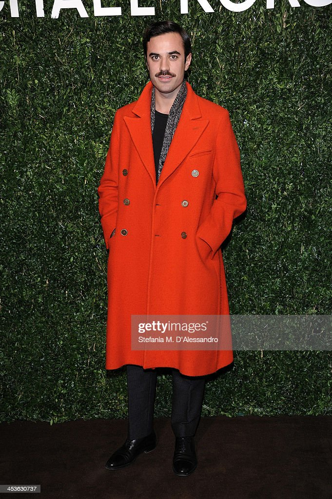 Guido Taroni attend Michael Kors To Celebrate Milano on December 4, 2013 in Milan, Italy.