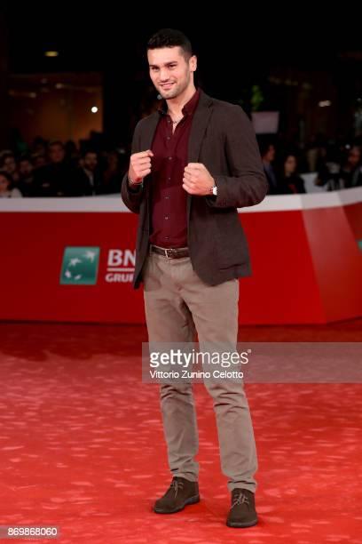 Guido Vianello walks a red carpet for 'Borg McEnroe' during the 12th Rome Film Fest at Auditorium Parco Della Musica on November 3 2017 in Rome Italy