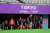 JPN: France Captain's Run - Rugby World Cup 2019