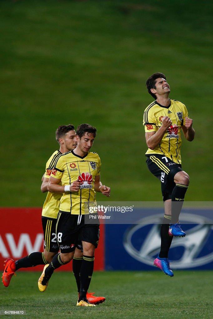 A-League Rd 22 - Wellington v Perth