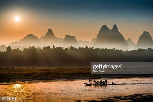 Guilin dawn