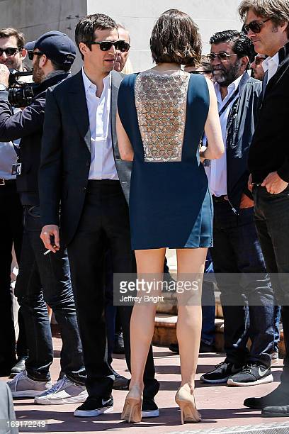 Guillaume Canet and Marion Cotillard The 66th Annual Cannes Film Festival on May 20 2013 in Cannes France