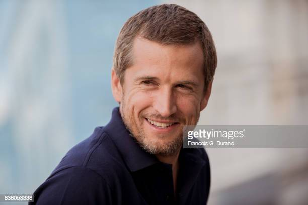 Guillaume Canet attends the 10th Angouleme FrenchSpeaking Film Festival on August 23 2017 in Angouleme France