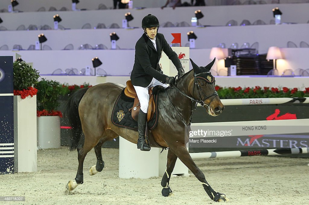 <a gi-track='captionPersonalityLinkClicked' href=/galleries/search?phrase=Guillaume+Canet&family=editorial&specificpeople=240267 ng-click='$event.stopPropagation()'>Guillaume Canet</a> attends the 'Gucci Paris Masters 2013' at Paris Nord Villepinte on December 5, 2013 in Paris, France.