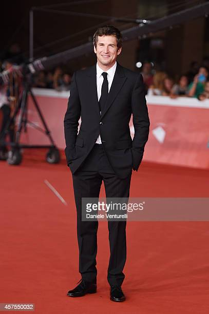 Guillaume Canet attends the 'La Prochaine Fois Je Viserai Le Coeur' Red Carpet during the 9th Rome Film Festival at Auditorium Parco Della Musica on...