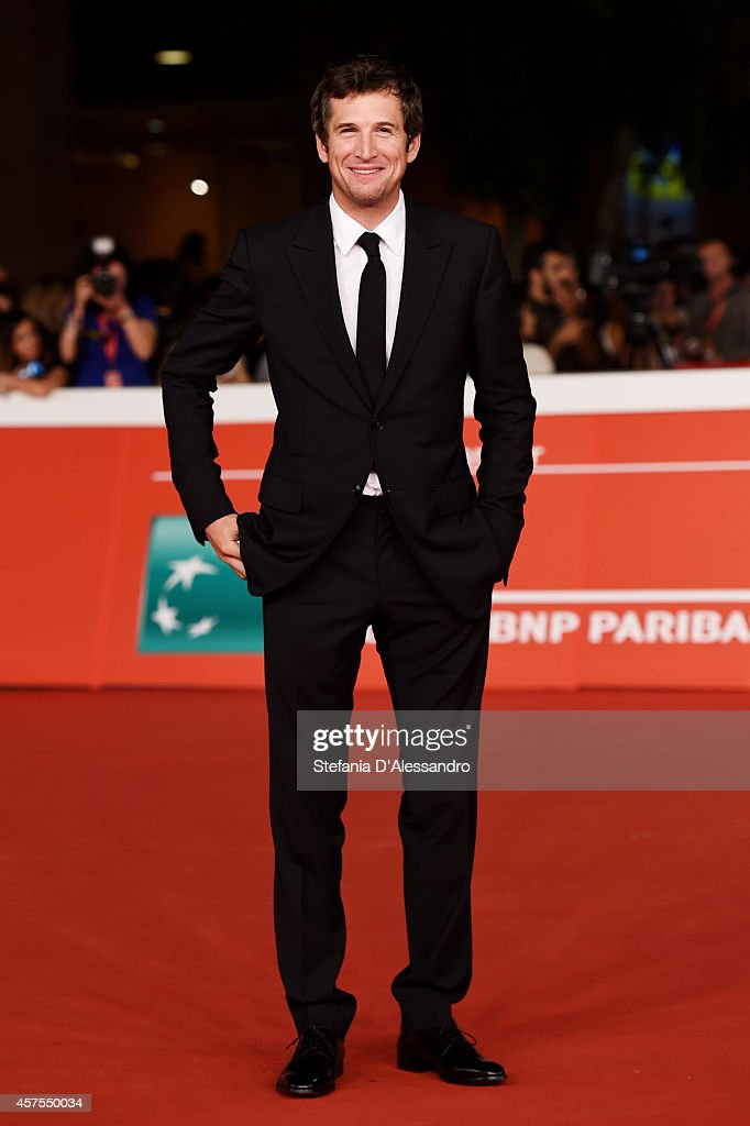 Guillaume Canet attends the 'La Prochaine Fois Je Viserai Le Coeur' Red Carpet during the 9th Rome Film Festival at Auditorium Parco Della Musica on October 20, 2014 in Rome, Italy.