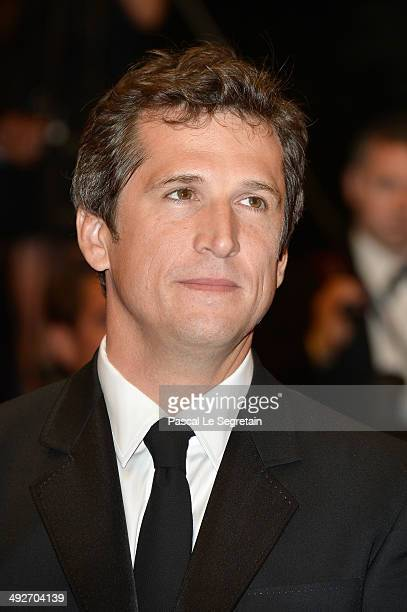 Guillaume Canet attends the 'L'Homme Qu'On Aimait Trop' premiere during the 67th Annual Cannes Film Festival on May 21 2014 in Cannes France