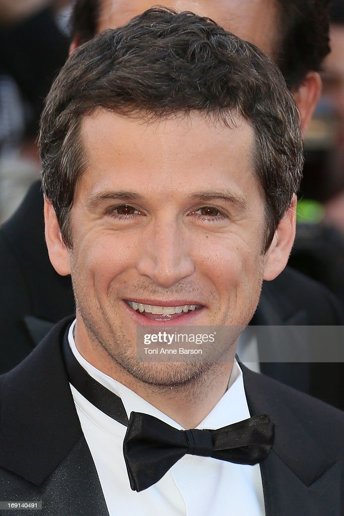 Guillaume Canet attends the premiere of 'Blood Ties' during the 66th Annual Cannes Film Festival at the Palais des Festivals on May 20, 2013 in Cannes, France.