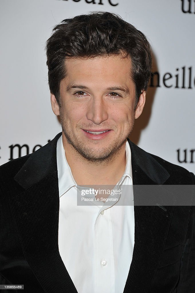 Guillaume Canet attends 'Une Vie Meilleure' Paris Premiere at Cinema Max Linder on December 15, 2011 in Paris, France.