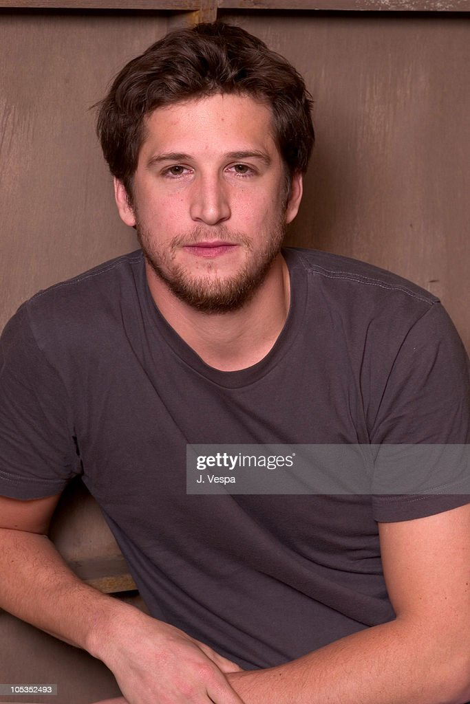 Guillaume Canet during 2004 Sundance Film Festival - 'Mon Idole' Portraits at HP Portrait Studio in Park City, Utah, United States.