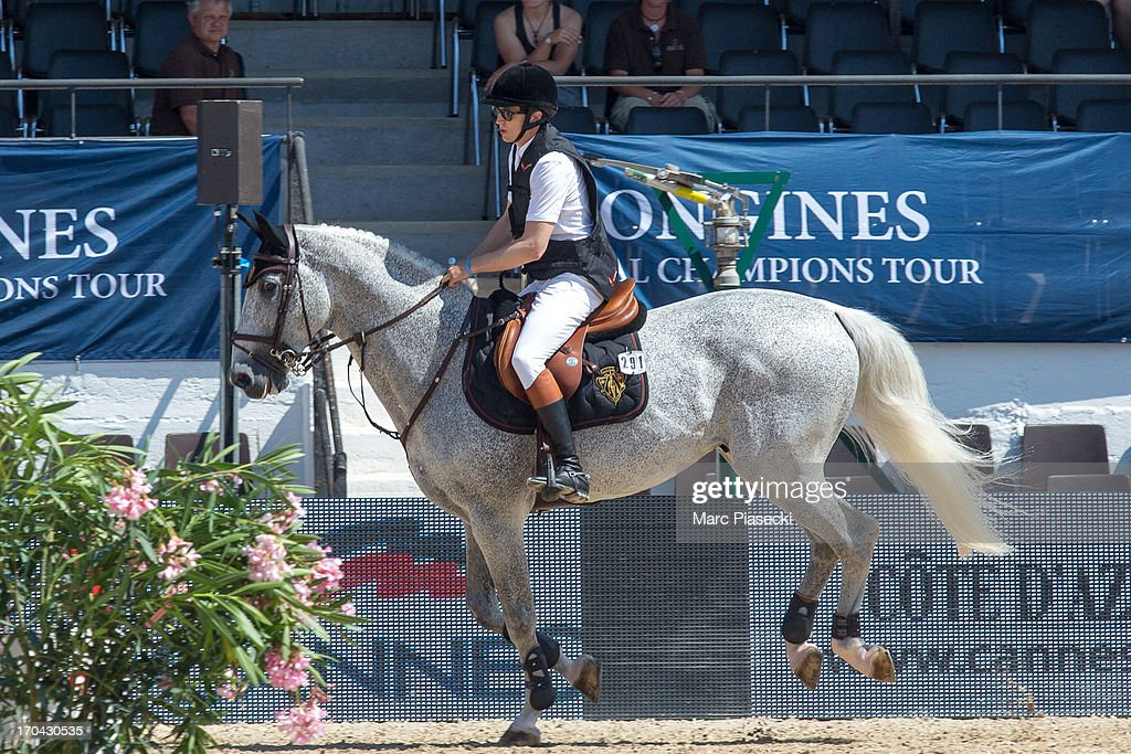 <a gi-track='captionPersonalityLinkClicked' href=/galleries/search?phrase=Guillaume+Canet&family=editorial&specificpeople=240267 ng-click='$event.stopPropagation()'>Guillaume Canet</a> takes part in the 'Longines Global Champions Tour of Cannes 2013' on June 13, 2013 in Cannes, France.