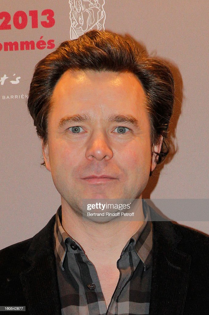 Guillaume de Tonquedec attends the Cesar 2013 nominne lunch at Le Fouquet's on February 2, 2013 in Paris, France.