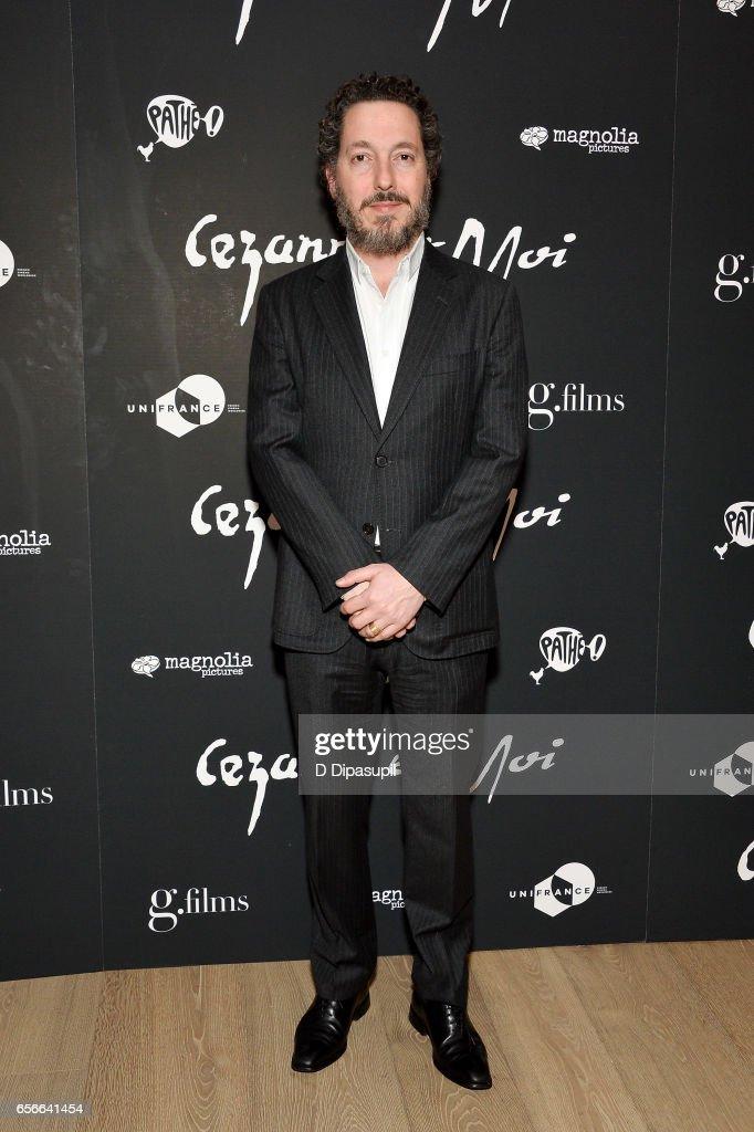 """Cezanne Et Moi"" New York Premiere"