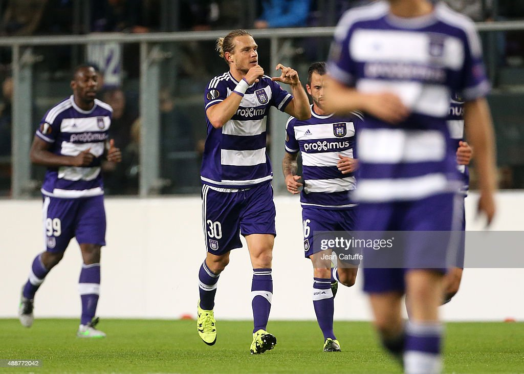 RSC Anderlecht v AS Monaco FC - UEFA Europa League