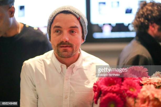 Guillaume Gouix attends the Printemps Du Cinema 2017 Opening Ceremony at Cinema Pathe Beaugrenelle on March 19 2017 in Paris France