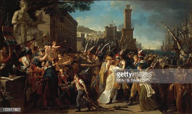 Guillaume GuillonLethière The Homeland in Danger 1799
