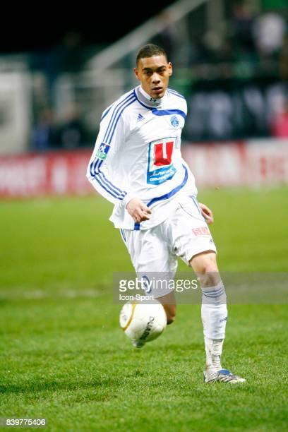 Guillaume HOARAU Troyes / le Havre 26e journee Ligue 2