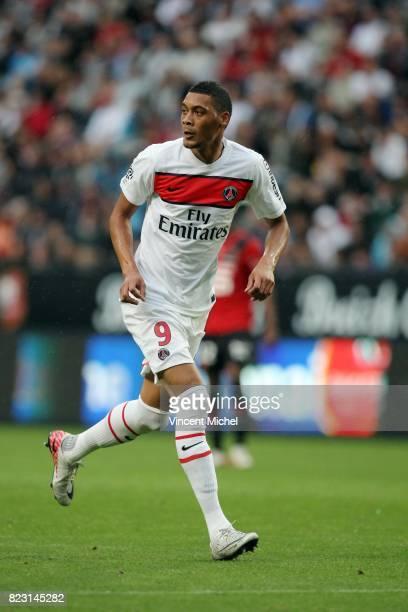 Guillaume HOARAU Rennes / PSG 2eme journee de Ligue 1