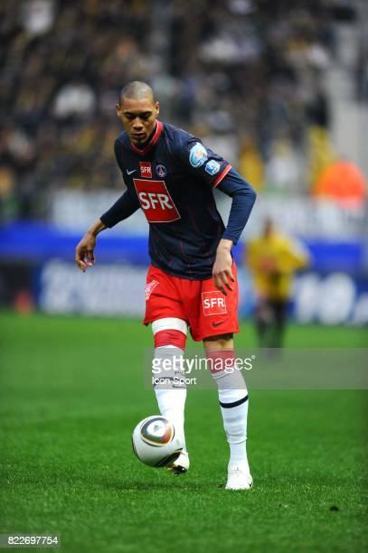 Guillaume HOARAU Quevilly / Paris Saint Germain 1/2 finale Coupe de France Stade Michel D'Ornano Caen