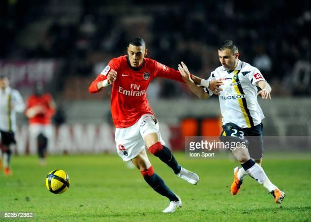 Guillaume HOARAU PSG / Sochaux 20eme journee de Ligue 1