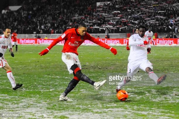 Guillaume HOARAU Paris Saint Germain / Monaco 18e journee Ligue 1